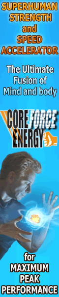 CoreForce Energy super strength system