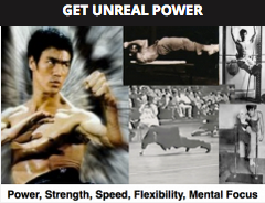 Bruce Lee's training and revolutionary strength blueprint